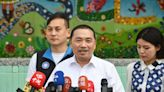 台南高雄2警局長遭拔 侯友宜:治安好壞絕不是單一人的責任