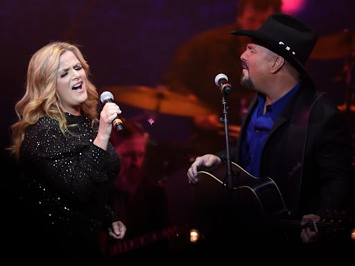 Garth Brooks and Trisha Yearwood cover 'Shallow' from 'A Star Is Born'