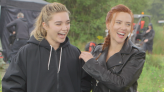 Scarlett Johansson and Florence Pugh Look Back on the Long Road to 'Black Widow' (Exclusive)