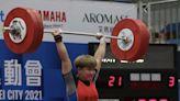 陳玟卉全運會76公斤級雙破全國紀錄 舉重奪金