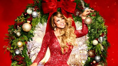 See the spangly, sparkly, star-studded trailer for Mariah Carey's Magical Christmas Special