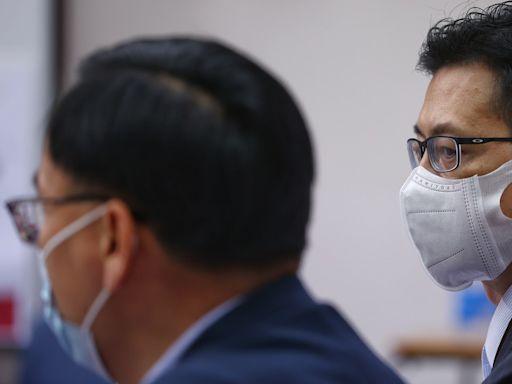 吳秋北批區議員辭職不能接受 稱被DQ須負法律責任