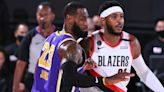 Carmelo Anthony explains why he wasn't in famous banana boat pic with LeBron James, Chris Paul and Dwyane Wade