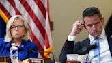 Adam Kinzinger knocks McCarthy for opposing Cheney but not QAnon supporters