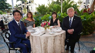 Trump charged taxpayers for water he was served at Mar-a-Lago