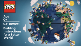 Kids offer up Lego-like climate instructions to world leaders