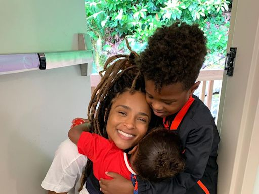 Ciara Shares How She and Russell Wilson Are Teaching Their Kids to Give Back: 'Lead By Example'