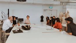 Fashion designer Priscilla Shunmugam on supporting the next gen of talent