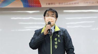 黃偉哲:台南27日開放餐飲內用 採梅花座、隔板
