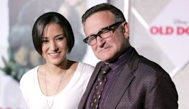 Robin Williams's Daughter Just Shared the Sweetest Throwback Photo of Her Dad