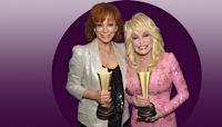 Dolly Parton celebrates Reba McEntire's birthday with throwback pic and personal note
