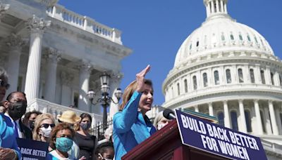 [NFA] U.S. Democrats narrow differences on Biden's agenda