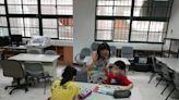 越南人中秋節提燈籠 國小新住民課程體驗多元文化