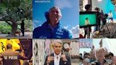 Las imágenes e ideas fuerza que marcarán el debut de la franja televisiva para la primera vuelta - La Tercera