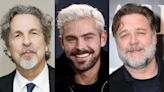 Apple in Early Talks for Peter Farrelly's 'The Greatest Beer Run Ever,' Zac Efron, Russell Crowe to Join