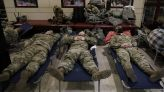 Breakneck pace of crises keeps National Guard away from home