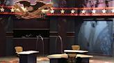 Vice Presidential Debate Features Plexiglass Shields, 12-Foot Distancing