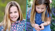 Princess Charlotte Cradles A Butterfly In Precious New Photo From Kate Middleton And Prince William