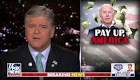 Hannity slams Biden's 'tax the rich' agenda: 'Is Hunter included?'