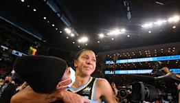 Candace Parker dedicates Sky's WNBA title to Kobe and Gianna Bryant