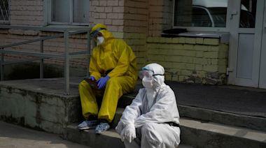 新變種病毒現蹤莫斯科「病例數飆至新高」 專家急檢測疫苗效力