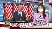 阻新冠肺炎病毒傳播 美將召開防疫高峰會