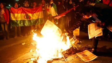This is not Cuba or Venezuela, say Bolivians