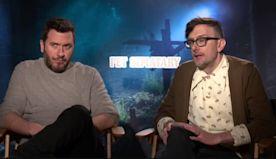 'Pet Sematary' directors reveal Stephen King nerves