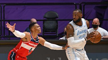 NBA重磅交易!湖人換得「忍者龜」Westbrook 與詹皇共組三巨頭