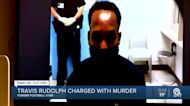 Travis Rudolph appears in court