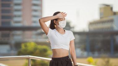 戶外運動戴口罩該注意什麼? 國健署示警「5大禁忌」:小心身體負荷不了