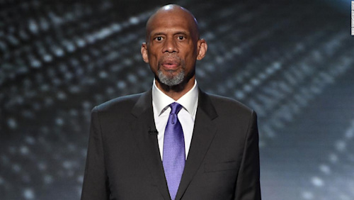 Kareem Abdul-Jabbar defends protests and says racism is deadlier than Covid-19 in powerful op-ed