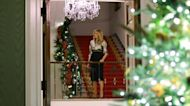Here's White House video showcasing Melania Trump's Christmas decorations
