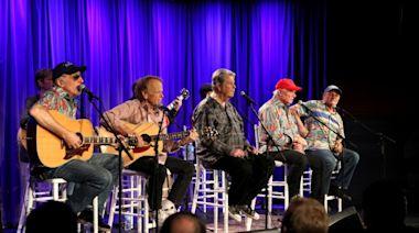 Beach Boys splinter over politics again as Brian Wilson repudiates Trump fundraiser