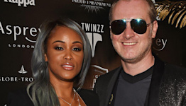 Eve Announces She's Pregnant With First Child