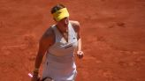 Tennis-Long and special road leads Pavlyuchenkova to brink of French Open glory