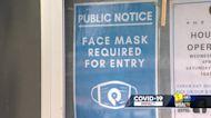 Mayor reinstates face mask mandate in Baltimore