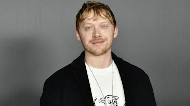 Rupert Grint reveals why he spoke out on JK Rowling's transgender row: 'I wanted to get some kindness out there'