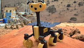 3D Print Your Own Mars Rover Replica for $600