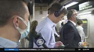 Subway Riders Still Not Wearing Masks As Fines Start