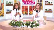 Hoda and Jenna reveal Chooseday Tuesday outfits from Savannah's closet