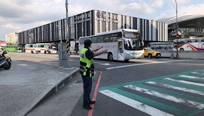 中秋連假 中市警祭交通疏導措施
