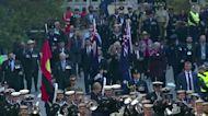 Australians mark 106th anniversary of Anzac Day