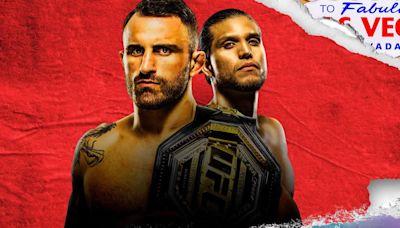 UFC 266: How to Watch Volkanovski vs. Ortega Live Stream Online on ESPN+