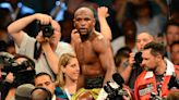 This day in sports: Floyd Mayweather Jr. victorious in his return to the ring