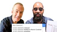 Bob Odenkirk and RZA Answer the Web's Most Searched Questions