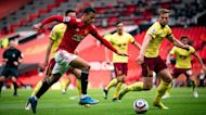 Extended highlights: Man United 3, Burnley 1