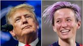 Trump brands US women's soccer team 'leftist maniacs' and targets Megan Rapinoe's hair in wild rant