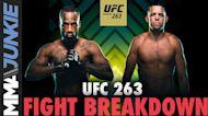 UFC 263 breakdown: Leon Edwards vs. Nate Diaz