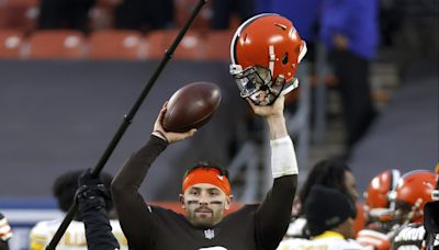 Browns fans stand up for Baker Mayfield amidst the hypothetical Aaron Rodgers trade speculation